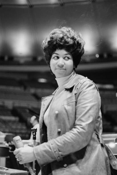 Aretha Franklin:ニュース(壁紙.com)