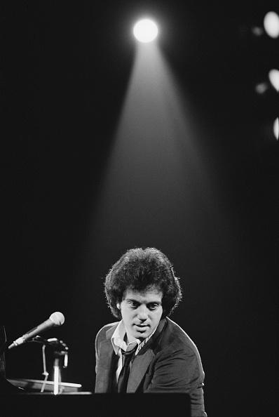 1978「Billy Joel On Stage」:写真・画像(5)[壁紙.com]