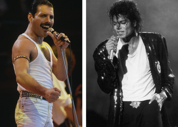 Photography「(FILE) Previously Unheard Duets Recorded By Freddie Mercury And Michael Jackson To Be Released」:写真・画像(11)[壁紙.com]