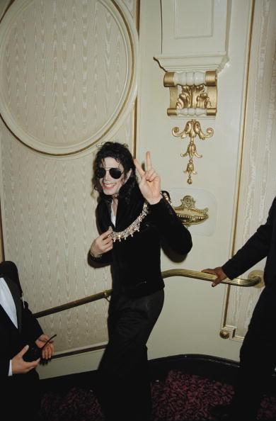笑顔「Jackson In London」:写真・画像(10)[壁紙.com]