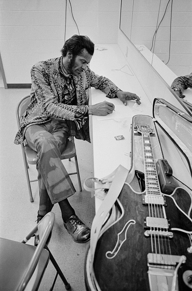 Chuck Berry - Musician「Chuck Berry」:写真・画像(17)[壁紙.com]