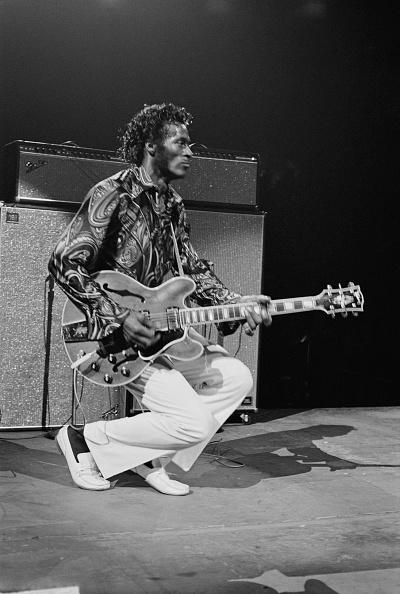 エレキギター「Chuck Berry」:写真・画像(1)[壁紙.com]
