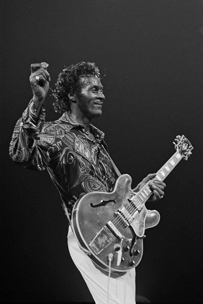 Electric Guitar「Chuck Berry」:写真・画像(5)[壁紙.com]