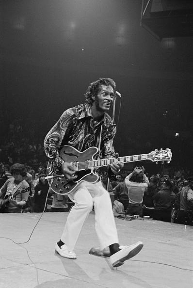 Chuck Berry - Musician「Chuck Berry」:写真・画像(6)[壁紙.com]