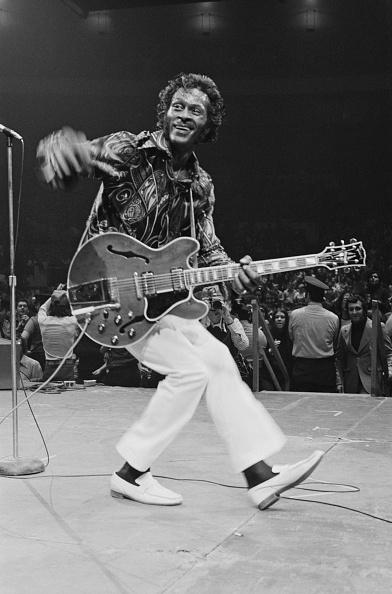 エレキギター「Chuck Berry」:写真・画像(2)[壁紙.com]