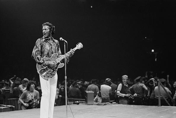Chuck Berry - Musician「Chuck Berry」:写真・画像(4)[壁紙.com]