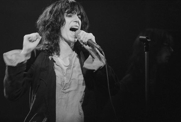 Punk Music「Patti Smith On Stage」:写真・画像(7)[壁紙.com]