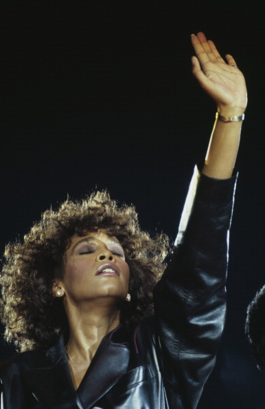 Leather Jacket「Whitney Houston」:写真・画像(6)[壁紙.com]