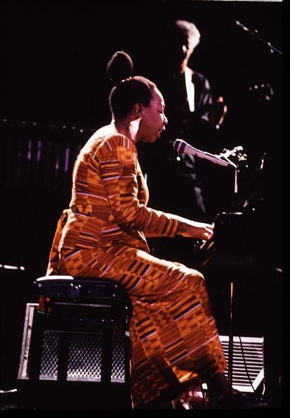 Michael Putland「Nina Simone On Stage」:写真・画像(18)[壁紙.com]