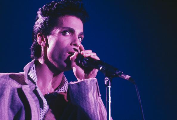 Musician「Prince Live On Stage」:写真・画像(1)[壁紙.com]