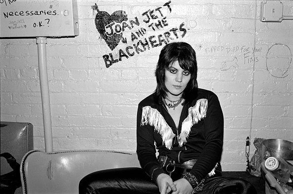1981「Joan Jett In New York」:写真・画像(14)[壁紙.com]