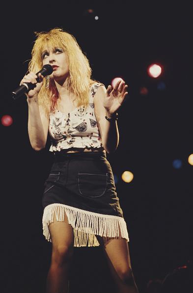 ステージ「Cyndi Lauper」:写真・画像(13)[壁紙.com]