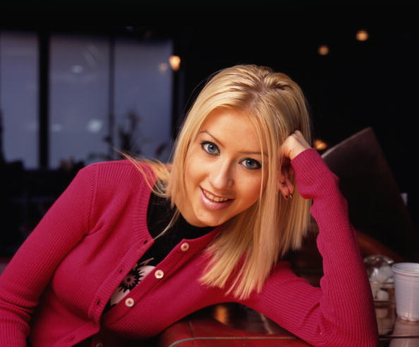 Christina Aguilera「Christina Aguilera」:写真・画像(2)[壁紙.com]