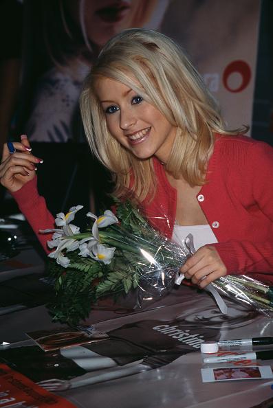 Michael Ochs Archives「Christina Aguilera Promoting Her Debut Album」:写真・画像(16)[壁紙.com]