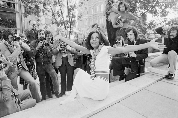 Photography Themes「Diana Ross And The Press」:写真・画像(19)[壁紙.com]