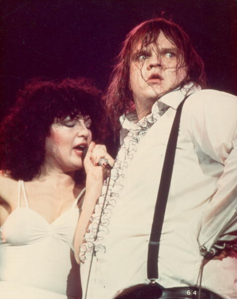 歌手「Meat Loaf And K. Devito Perform On Stage, Circa 1978.」:写真・画像(7)[壁紙.com]
