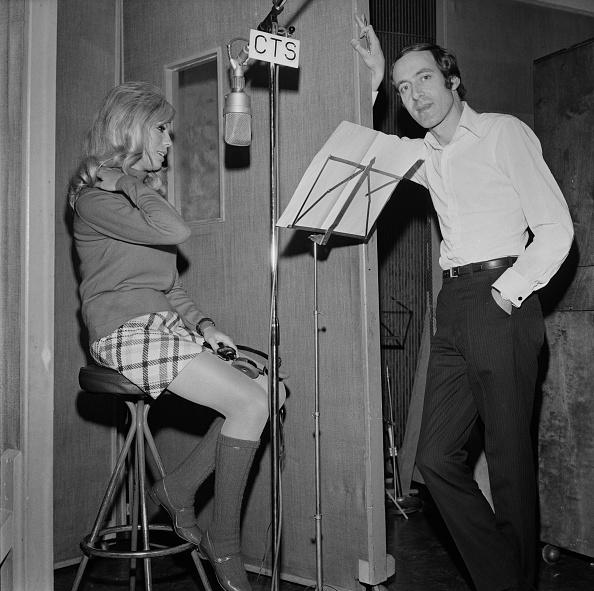 John Barry - Composer「Nancy Sinatra」:写真・画像(9)[壁紙.com]