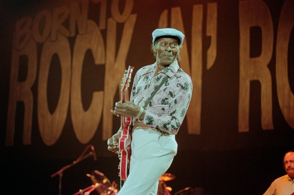 Chuck Berry - Musician「Chuck Berry Live In London」:写真・画像(4)[壁紙.com]