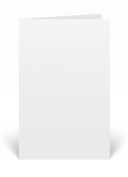 Half Page Booklet, Card or Brochure Template:スマホ壁紙(壁紙.com)