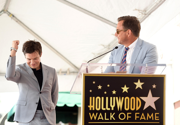 People「Jason Bateman Honored With Star On The Hollywood Walk Of Fame」:写真・画像(17)[壁紙.com]
