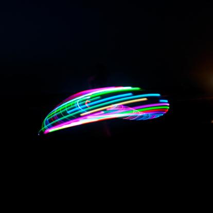 Plastic Hoop「Psychedelic lights Hula Hoop」:スマホ壁紙(19)