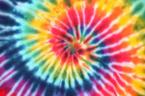 布柄「サイケデリックな絞り染め素材」:スマホ壁紙(13)