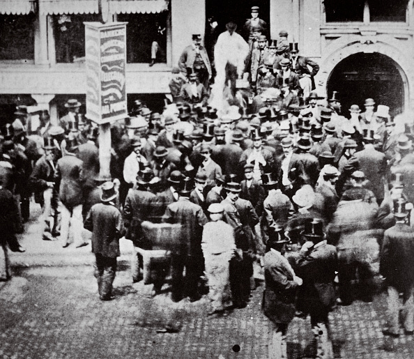 Business Finance and Industry「New York Gold Exchange USA 1863」:写真・画像(4)[壁紙.com]