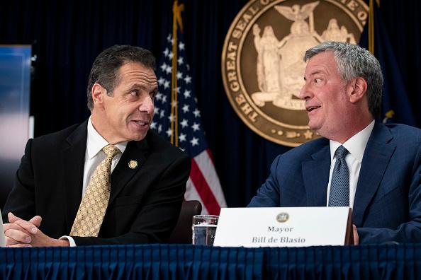 Decisions「NYC Mayor De Blasio And Governor Cuomo Discuss Amazon 2nd Headquarters Decision」:写真・画像(3)[壁紙.com]