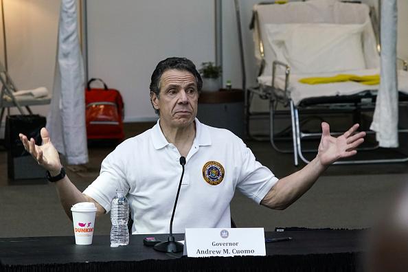 Eduardo Munoz Alvarez「NY Governor Andrew Cuomo Holds Daily Briefing At Javits Center」:写真・画像(0)[壁紙.com]