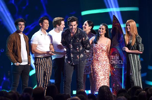 Fox Photos「FOX's Teen Choice Awards 2018 - Show」:写真・画像(9)[壁紙.com]