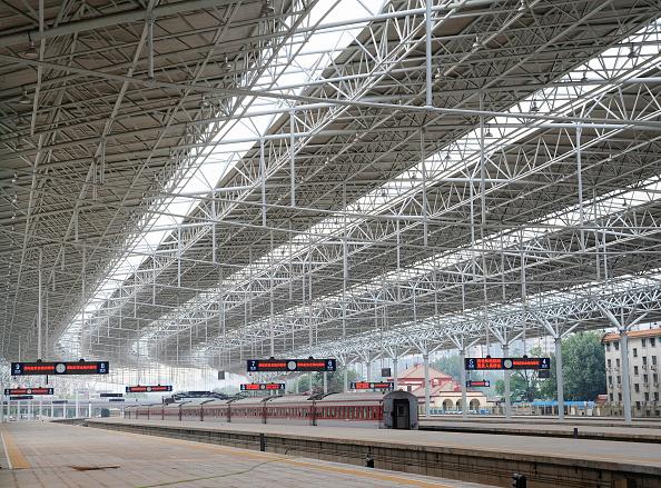 Ceiling「Beijing North Railway Station, China」:写真・画像(18)[壁紙.com]