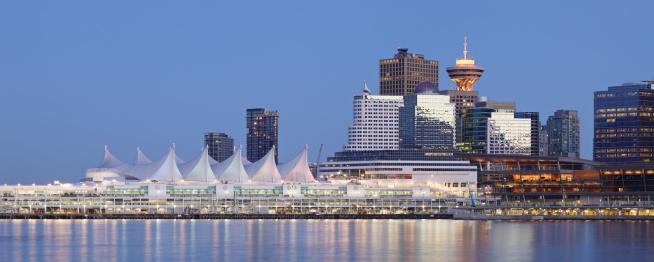 British Columbia「Vancouver Skyline」:スマホ壁紙(9)