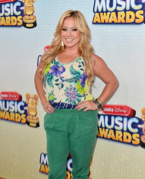 Sabrina Bryan「2013 Radio Disney Music Awards - Arrivals」:写真・画像(5)[壁紙.com]