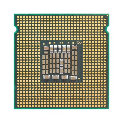 CPU「Computer CPU isolated on white background」:スマホ壁紙(18)