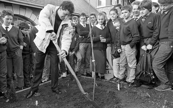 Planting「Stephen Roche at Dundrum College」:写真・画像(11)[壁紙.com]