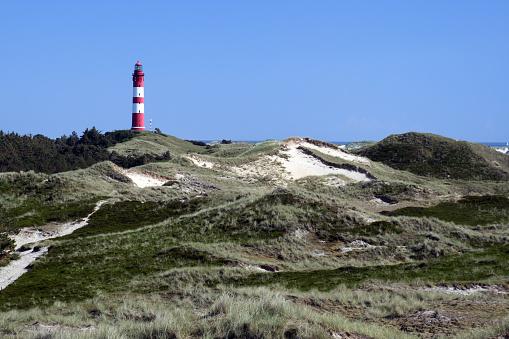 島「Amrum Lighthouse」:スマホ壁紙(16)