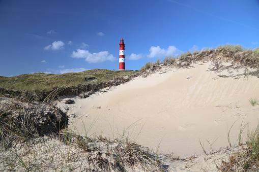 島「Amrum Lighthouse」:スマホ壁紙(8)