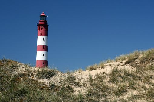 島「Amrum Lighthouse」:スマホ壁紙(18)