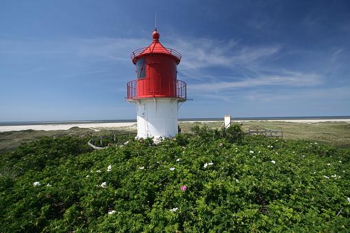 島「Amrum Lighthouse」:スマホ壁紙(17)