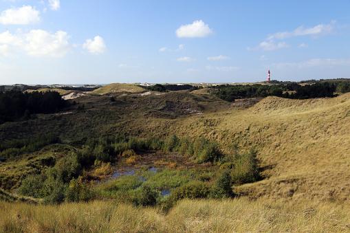島「Amrum Lighthouse」:スマホ壁紙(9)