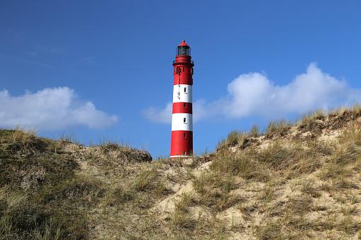 島「Amrum Lighthouse」:スマホ壁紙(12)