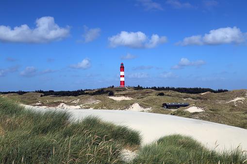 島「Amrum Lighthouse」:スマホ壁紙(10)