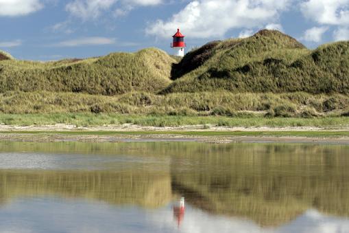 島「Amrum Lighthouse」:スマホ壁紙(13)