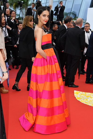 "Cannes International Film Festival「""A Hidden Life (Une Vie Cachée)"" Red Carpet - The 72nd Annual Cannes Film Festival」:写真・画像(15)[壁紙.com]"