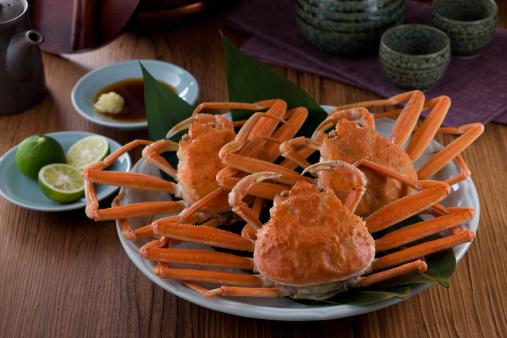 Spider Crab「Koubako-gani」:スマホ壁紙(12)