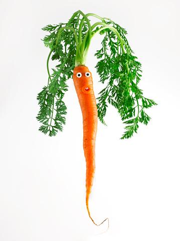 Carrot「Carrot portrait」:スマホ壁紙(13)