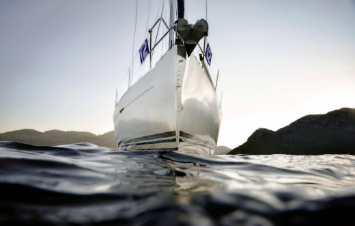 Sailboat「Sailboat on the sea, Turkey」:スマホ壁紙(7)