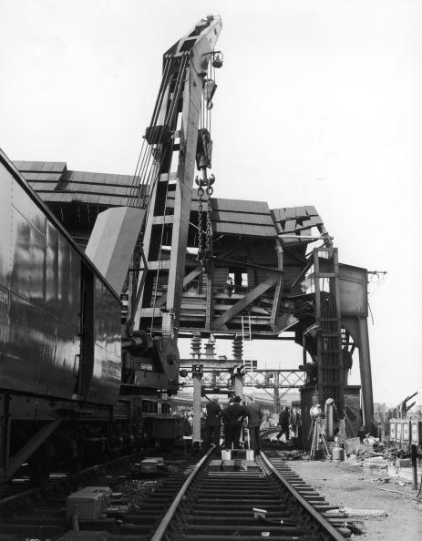 Clapham Junction「Collapsed Gantry」:写真・画像(7)[壁紙.com]