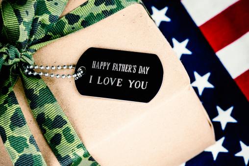 Father's Day「父の日のご要望は、ミリタリーパパ」:スマホ壁紙(14)