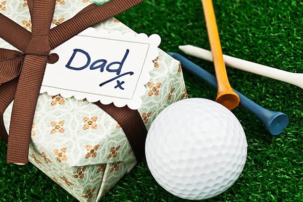 父の日や誕生日の贈り物にゴルファー:スマホ壁紙(壁紙.com)